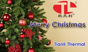 TIANLI THERMAL,We wish you a Merry Christmas