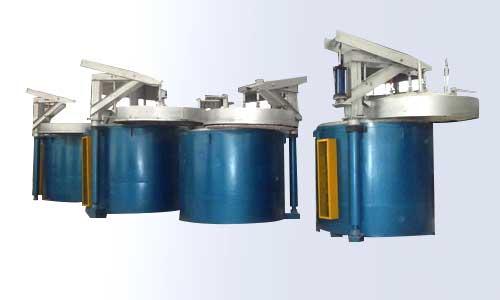 Pit-carbonitriding-furnace