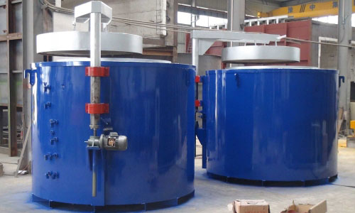 Pit annealing furnace industry furnace