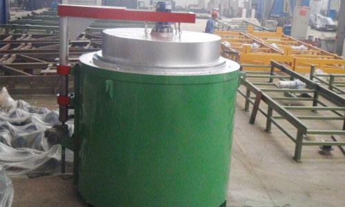Pit annealing furnace tianli furance