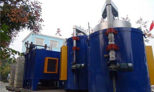 1Pit normalizing furnace