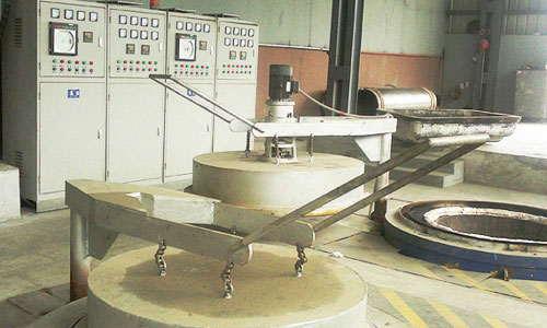 2Pit normalizing furnace