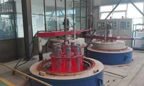 3Pit normalizing furnace