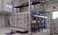 2Bogie hearth gas annealing furnace