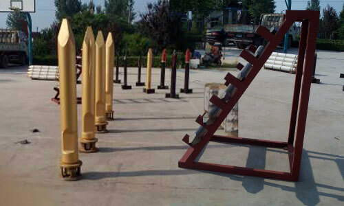 High performance crusher wear parts