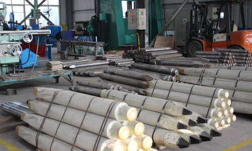 ISO certificated hammer breaker rod