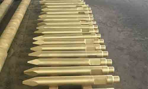 foundation building accessory drill rod