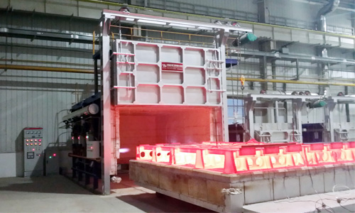 gas annealing furnace