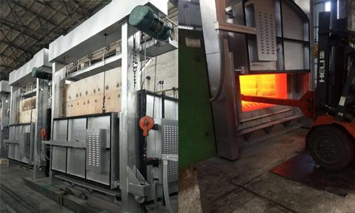 High Temperature chamber furnace