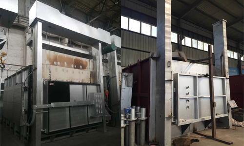High temperature Forging Furnace